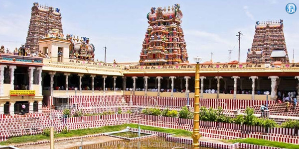 The Meenakshi Amman Temple is celebrated on May 29th