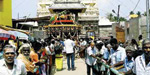 60 years after the previewed chariot in Uttar Ranganatha temple