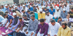 Special prayers in Nagore to be rained