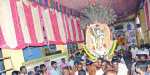 Amman Vaidhula Ceremony at Balasubramaniyar Temple on the 4th day of the festival