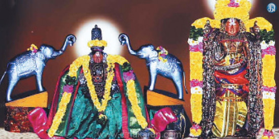 Thirumalai was a great penance towards Thirumalai