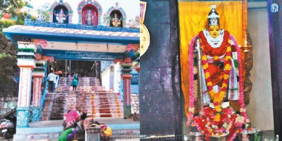 In the cave lived the pilgrims worshiped by the devotees Dattagiri Murugan Temple