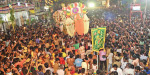 Chithirai festival tomorrow (April 27) with the completion of the peace canonically