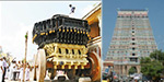 Chithirai chariot festival launches tomorrow with the hoisting of a flag