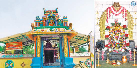 Varagi Amman Will give lot of wealth and gives Boon to devotees