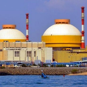 Kudankulam 2nd power plant again started producing electricity