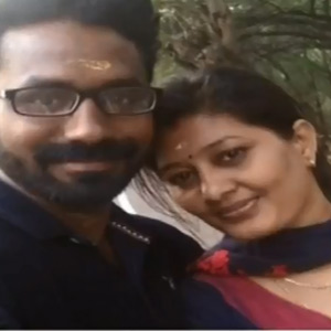 Popular small screen actress Nihlani tried to commit suicide at Valasaravakkam