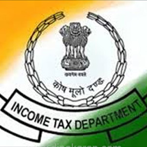 Income Tax Department officials in Karur district