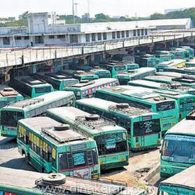 Govt to operate buses only after checking wheels
