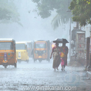 And for 2 more days Heavy rains are expected in some districts