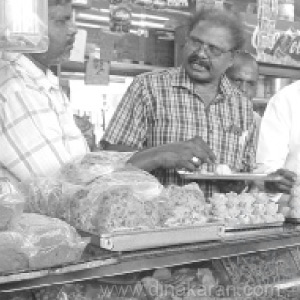 A sudden inspection by Food Security Department officials at Puducherry Sweet Stalls