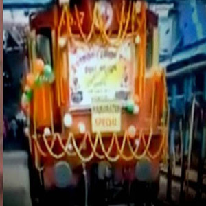 Seva railway project launched in 9 states across the country
