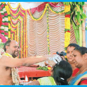 Businessman who became Pandi Muni: Bless 10 thousand people in one day