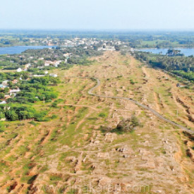 Archaeological Survey of the World's Oldest Drinking Field