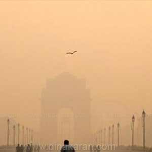 Delhi is the capital of high winds India's 21 out of 30 world's pollution cities: report