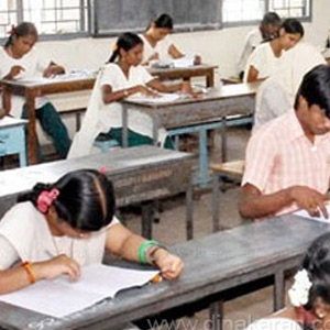 All of the public exams are monitored by CCTV: School Education Action to Prevent Electoral Fraud