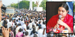 Volunteers have descended upon the invitation of politics, Jayalalithaa's birthday to announce its decision on the next phase: Deepa Interview