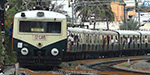 Tambaram, Velachery reduction in the number of trains on the route today