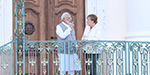 Prime Minister Modi's meeting with Merkel in Germany: the economic relationship advice
