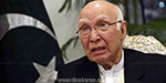 India is shying away from talks, not Pakistan: Sartaj Aziz on Kashmir