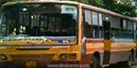 Municipal bus glass breakage: Students Network