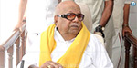 Visitors dont come to meet with Karunanidhi : requet from dmk