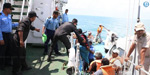 4 persons handed over to the Coast Guard by Sri Lankan fishermen released