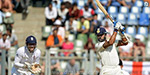 4th Test Match: First innings 150 runs for the loss of one wicket in the Indian team