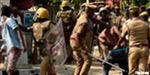 Use of the police against the Tamils should be stopped