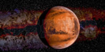 Red planet Mars!