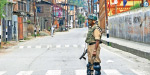 Normal life affected in Kashmir, clash again