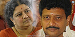 sasikala or diwakaran in RK  Nagar constituency election?