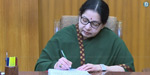 Chennai - Kumari dual rail track project will be completed quickly: Jayalalitha letter to PM Modi