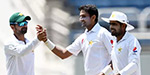 First Test with West Indies: Pakistan's victory