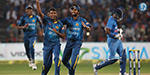 1st T20 against India: Srilanka won by 5 wickets