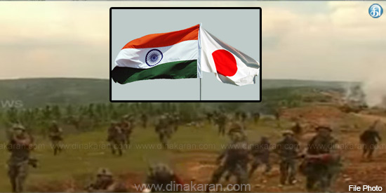 Japan to support India and resistance to road works of china in dokalam area