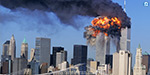 The day of the bombing of the twin towers