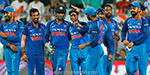 2nd ODI. It's all over! India won by 50 runs