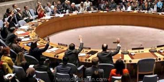 Strong barriers against North Korea UN Security Council Executive