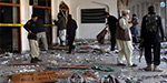 One day in Afghanistan 2 mosquito suicide attacks: 63 deaths
