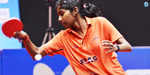 Selena Selvakumar wins three golds in age-group Egypt table tennis