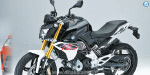 The new BMW G310 R bike