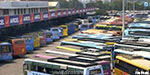 The morning censorship was launched in Chennai for 3 days Charged with extra fees for travelers Officials of the 18th buses were jailed : Transport Department Action