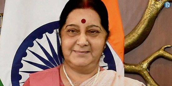 Indian cleric abducted in Yemen Vatican: Sushma Information