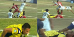 Choirul Huda: Indonesian goalkeeper dies after collision with team-mate