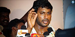 Did the states have become legitimate for theft of VCT? : Actor Vishal
