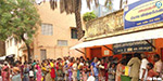 Dengue prevention activity in ration shops Report to the Collector everyday to the photographer: Registrar of Co-operative Societies