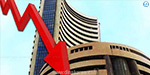 At the start of the trading session, the Sensex plunged 59 points