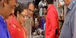 The Chief Minister who went to the shop to buy Diwali