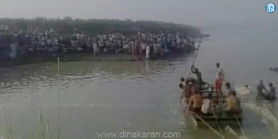 Boat accident in Yamuna river collapses: 22 dead